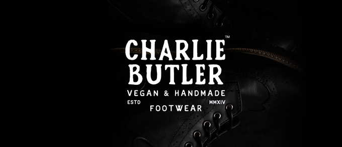 Charlie Butler — vegan and handmade shoes